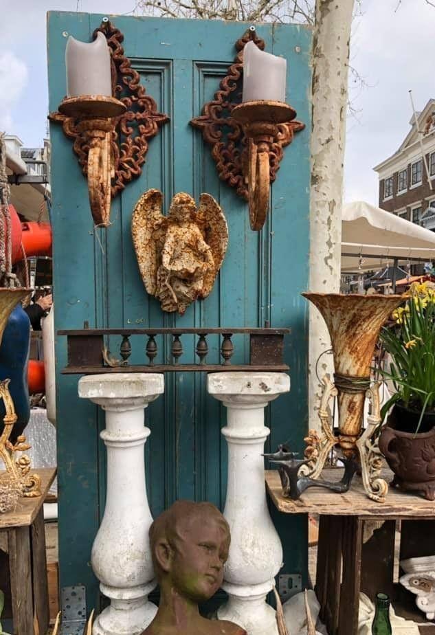 Struin tijdens Exclusive Spring Fair langs Brocante by Ingie voor allerlei vintage items