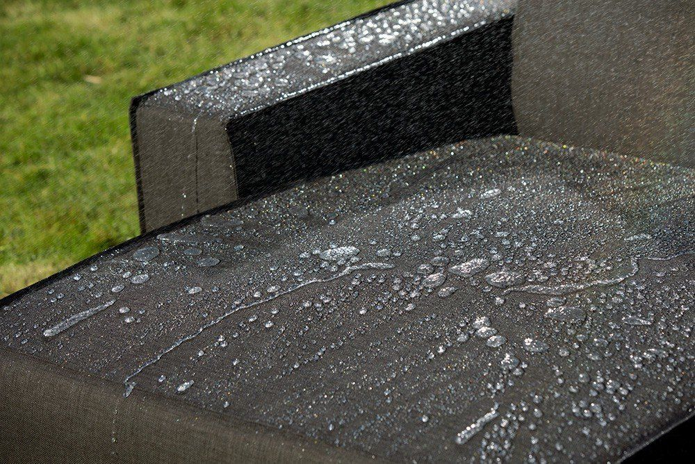 Bubalou Outdoor sofa`s zijn waterafstotend