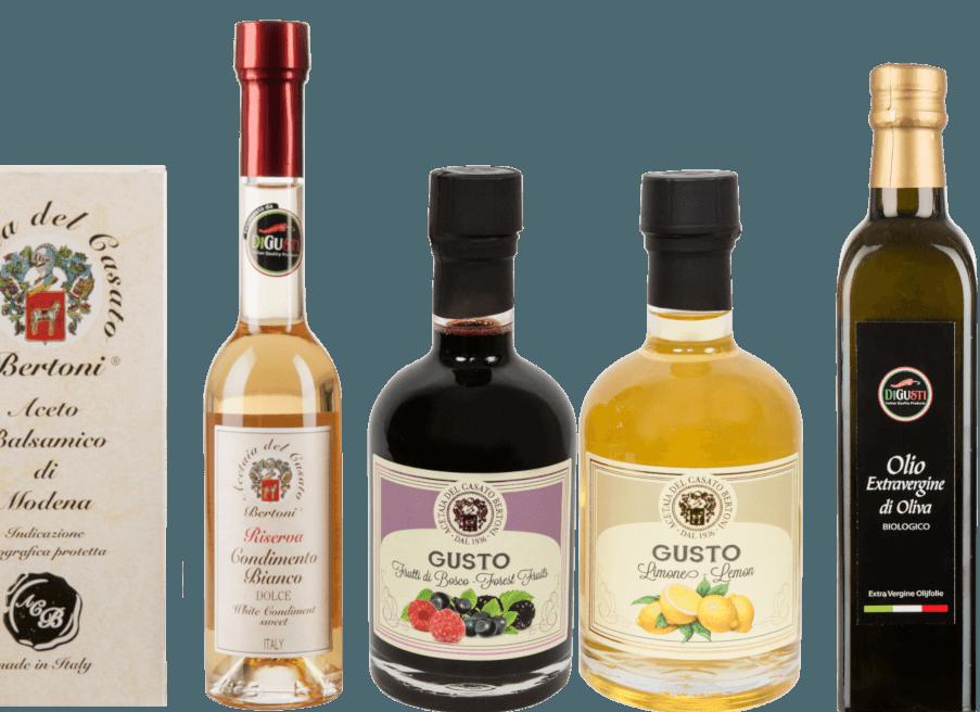 Kom op de voorjaarsbeurs van Baarn Italiaanse delicatessen proeven van Digusti