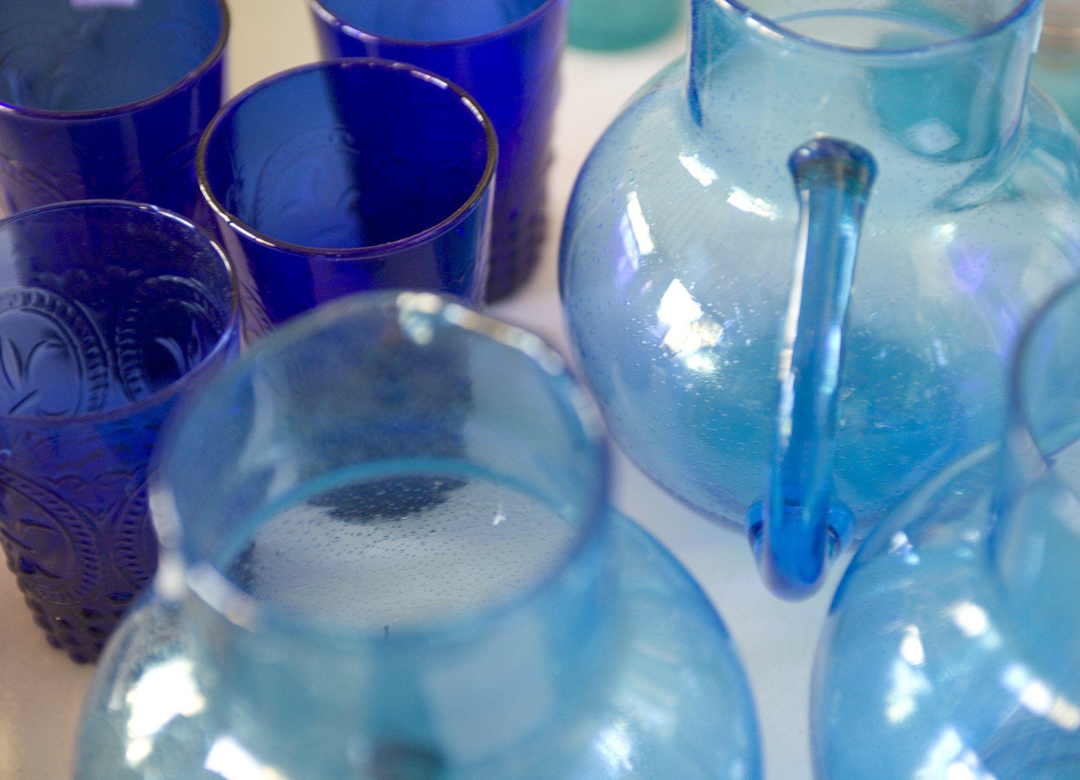 Glaswerk, tafellinnen en decoratie bij Exclusive Home op de voorjaarsbeurs in Baarn