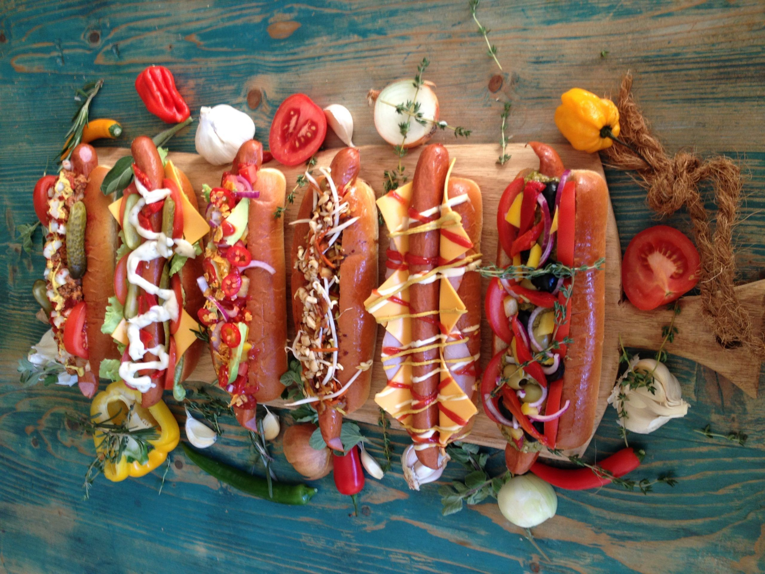 Beretrek Foodtruck staat op Exclusive Spring Fair in Baarn