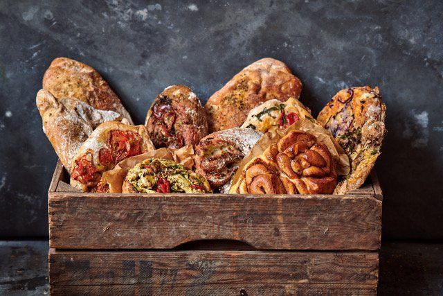 Luscious Loaf broden proef je tijdens Exclusive Spring Fair