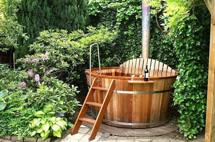 ervaar houten hottubs van Ayak bij Exclusive Spring Fair in Baarn