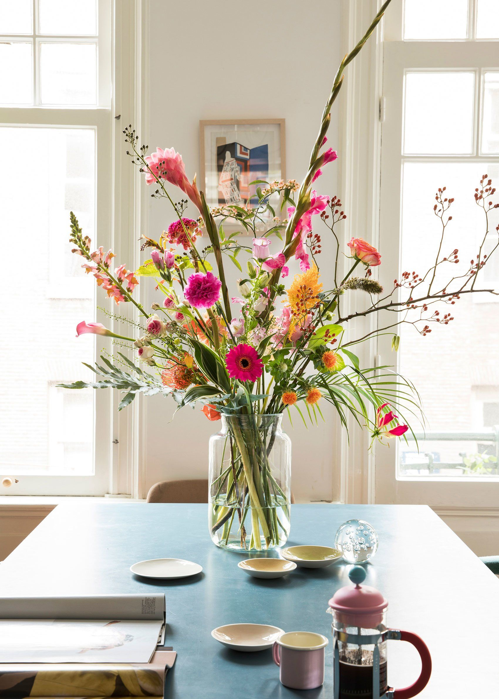 Bloomon verzorgt alle bloemen tijdens Exclusive Spring Fair