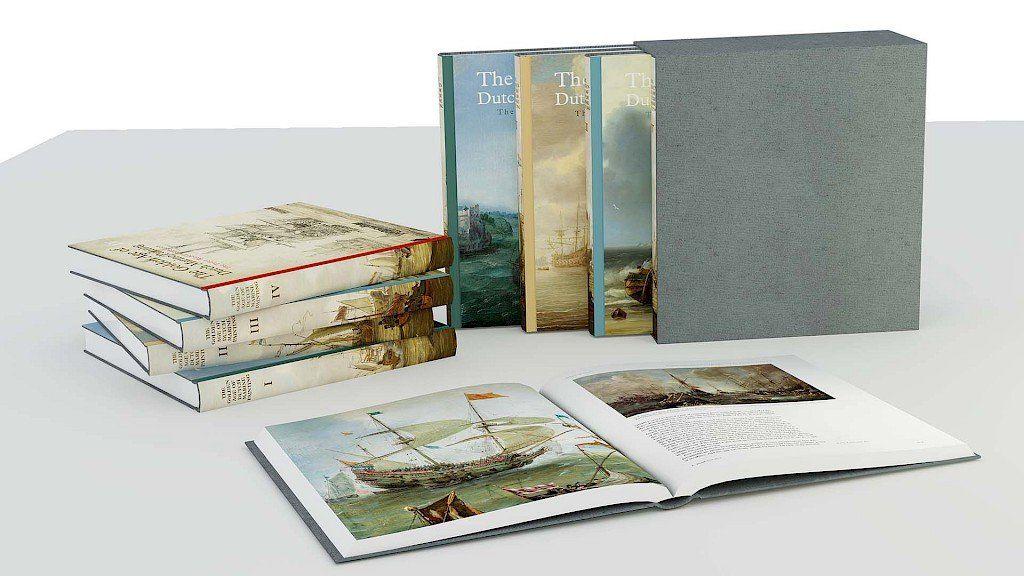Bloemberg boeken verzamel je bij FINE art & antiques fair Baarn