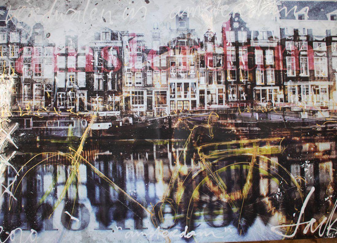 Hedendaagse Kunst van Galerie Muskee vind je bij Exclusive Spring Fair