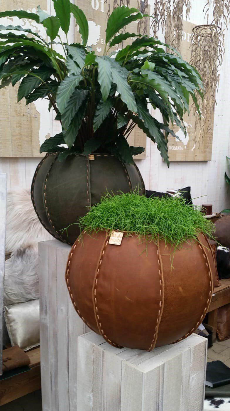 Ruighuid leren accessoires kun je bewonderen bij Exclusive Spring Fair
