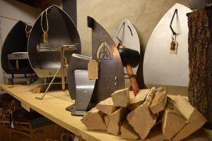 Silvijn meubels en haarden vind je bij Exclusive Spring Fair