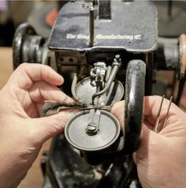 Zacht 100% gerecycled bont mode en interieur items zijn op Exclusive Spring Fair