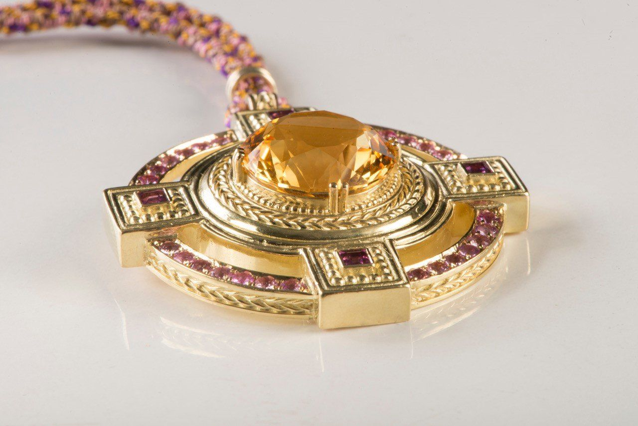 Brigitta Sueters Jewels bij FINE art & antiques fair Baarn