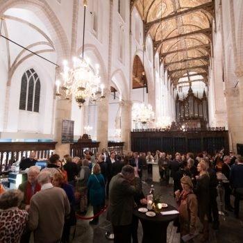 Relatie event bij Naarden the art fair