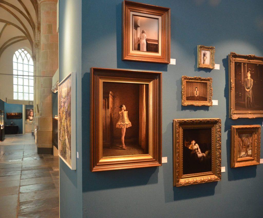 Kunstbeurs Naarden the Art fair laat je genieten van alle eyecatchers van de beurs