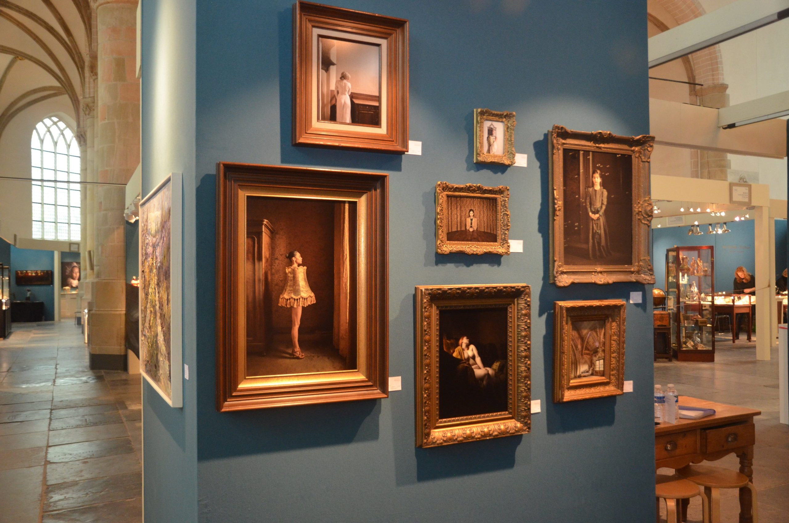 The Art fair Naarden the Art fair will let you enjoy all the eye-catchers of the fair