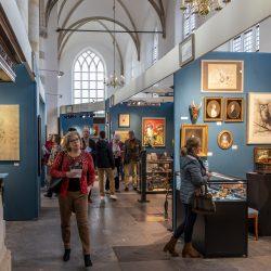 Naarden the Art fair - Sfeerbeeld (1)