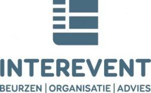logo van InterEvent - beurzen organisatie advies