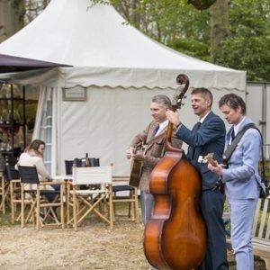 Dagelijks muzikaal optreden tijdens Exclusive Spring Fair