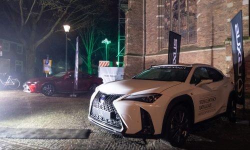 Marketing partnership met Lexus Amersfoort