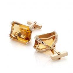 Earrings by Goldsmith Kirsten Kircher