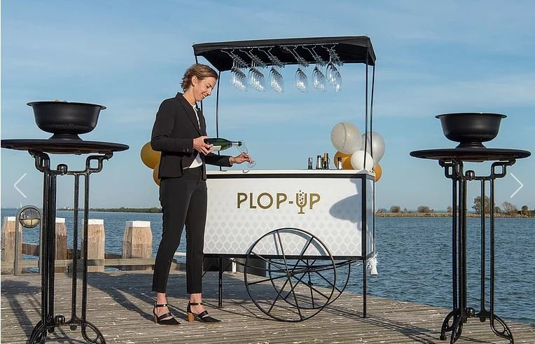 Kom Champagne drinken bij de Plop-up Champagne Bar bij Exclusive Spring Fair