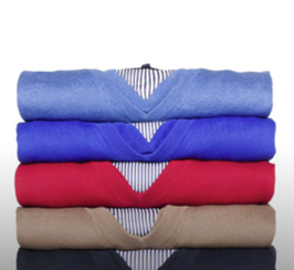 Stijlvolle heren overhemden van Yachting and Go bij Exclusive Spring Fair