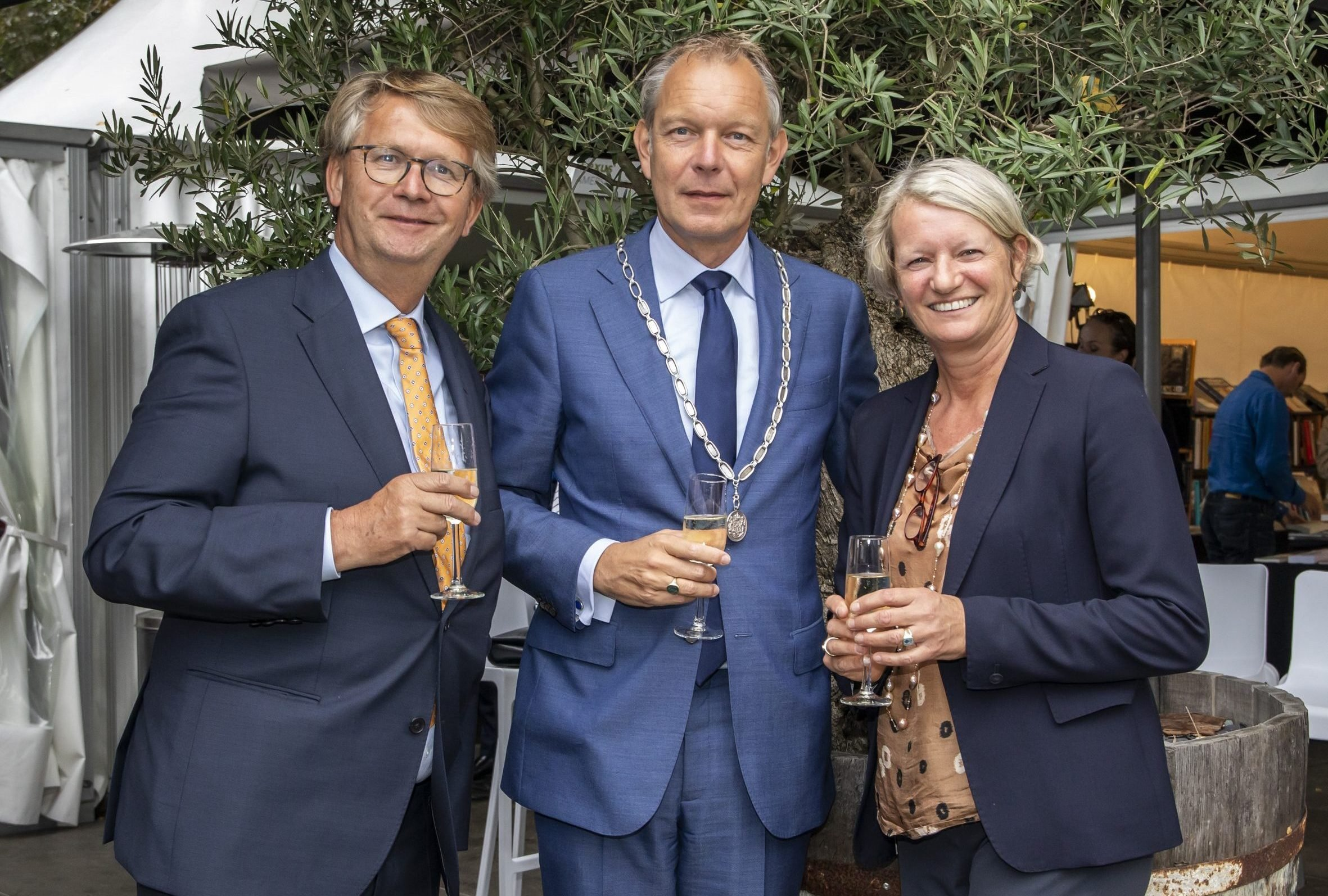 Opening FINE art & antiques fair 2019
