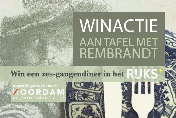 Winactie Noordam bij FINE art & antiques fair in Baarn