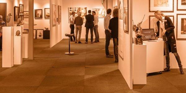 FINE art & antiques fair sfeerimpressie