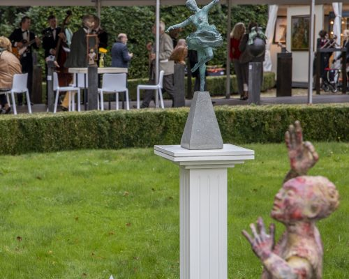 Mood image FINE art Fair at Groeneveld Castle in Baarn