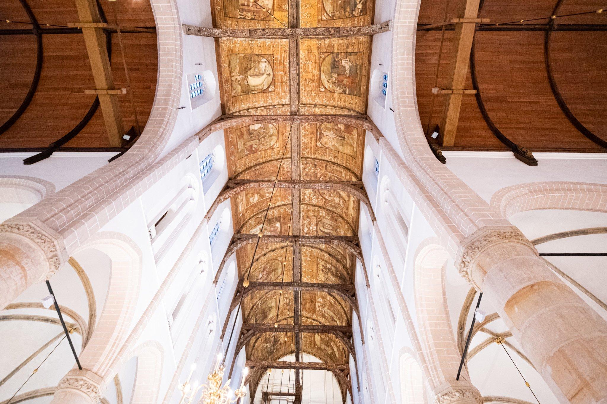 Grote Kerk Naarden the Art fair